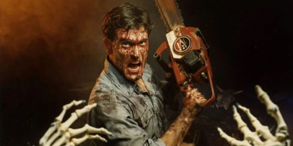 Evil Dead: With Live Commentary from Bruce Campbell – January 23, 2021