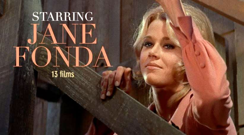 Criterion Channel – January 11th Focus – Jane Fonda – 13 Films