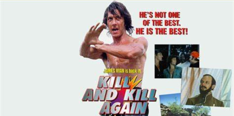 It's Not Horror Podcast – Episode 028 – KILL AND KILL AGAIN (1981)