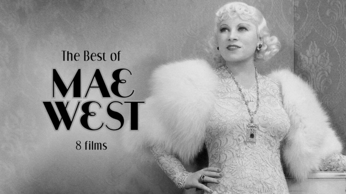 Criterion Channel Features Mae West's Best Films.