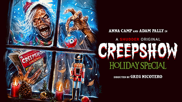 Shudder's Creepshow Returns With An All-New, Sinister Holiday Special