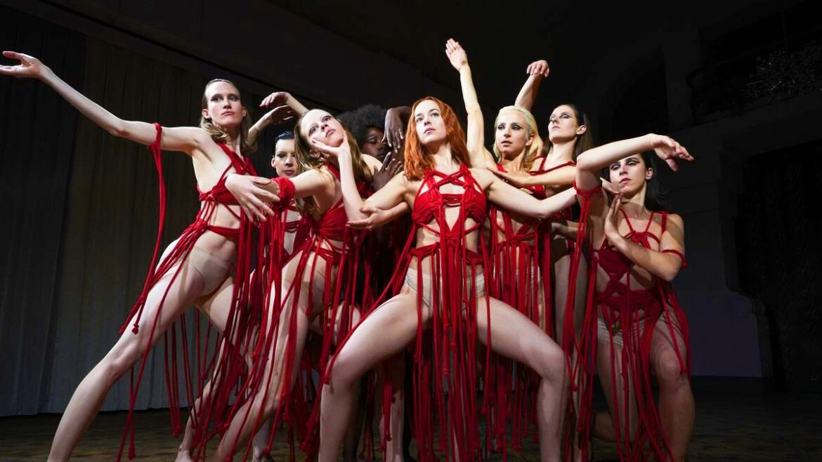 NFW Podcast – Episode 351 – SUSPIRIA (2018)