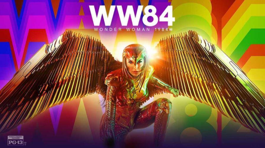 Wonder Woman 1984 is Finally Here