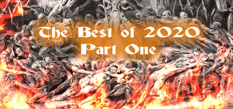 Anthony T's Horror Show – Episode 057 – The Best of 2020, Part One