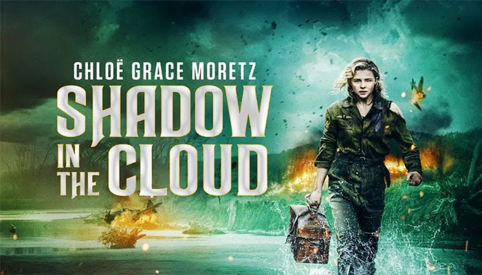 His and Hers Movie Podcast – Episode 050 – SHADOW IN THE CLOUD (2020)