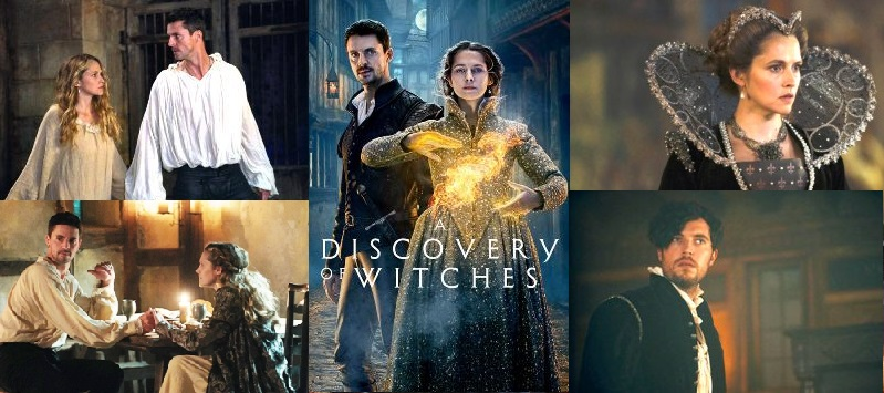 A Discovery of Witches, Demons, and Vampires Podcast – s02e01 Recap