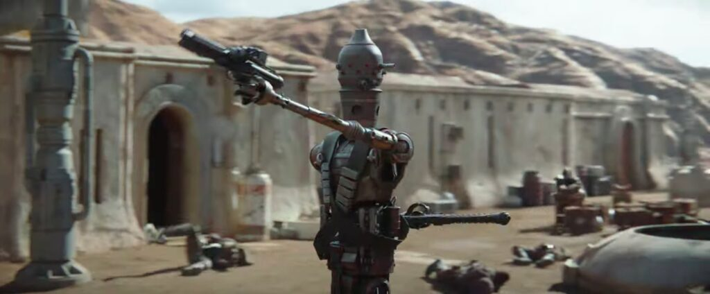 The Graveyard Sh*t Podcast – The Mandalorian Making of Commentary