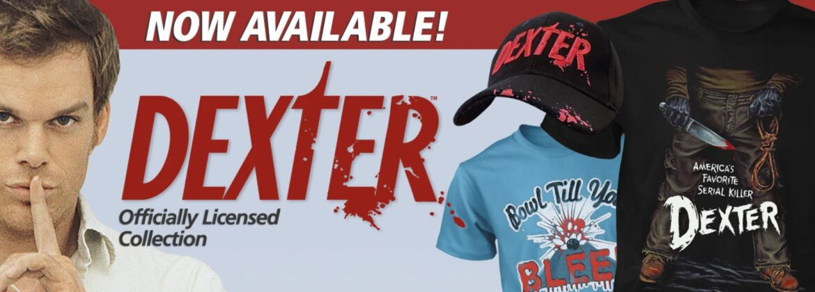 Dexter Fright-Rags Apparel Released