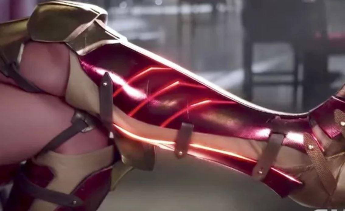 Biion Footwear and Warner Bros. create exclusive Wonder Woman shoe