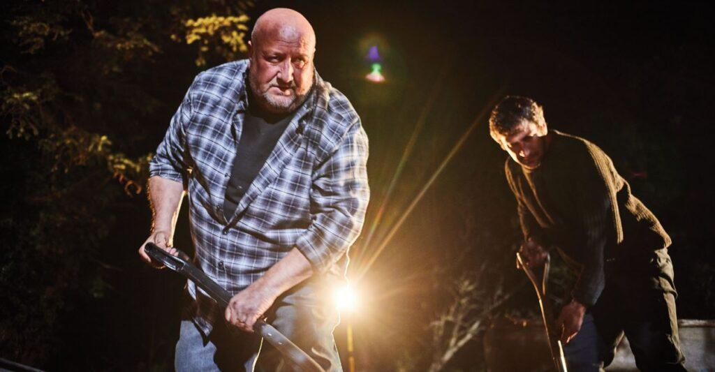 British Horror-Thriller CONCRETE PLANS (2021) Arrives March 5th, 2021