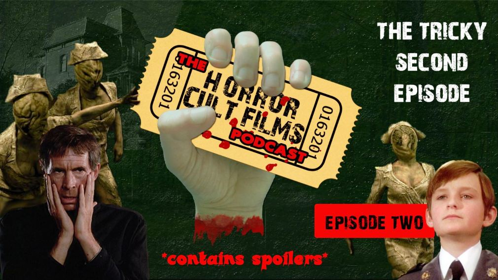 The HorrorCultFilms Podcast – Episode 2 – Horror Sequels