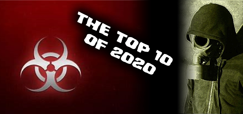 The Graveyard Sh*t Podcast – The Top 10 of 2020