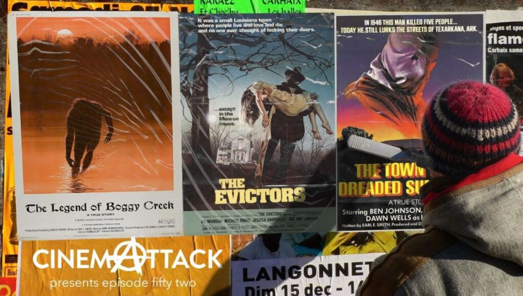 Cinema Attack Podcast – Episode 52 – The Films of Charles B. Pierce