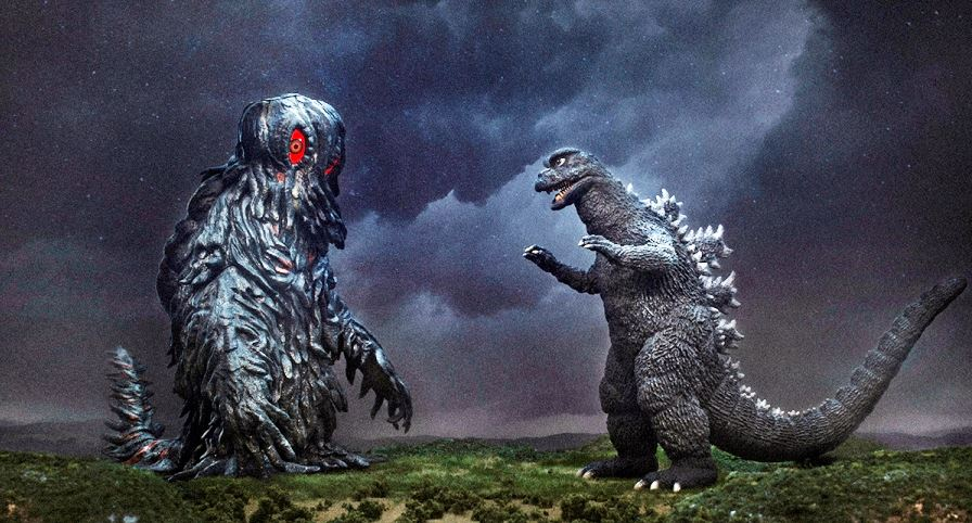 The Graveyard Sh*t Podcast – GODZILLA VS. HEDORAH (1971) Movie Commentary