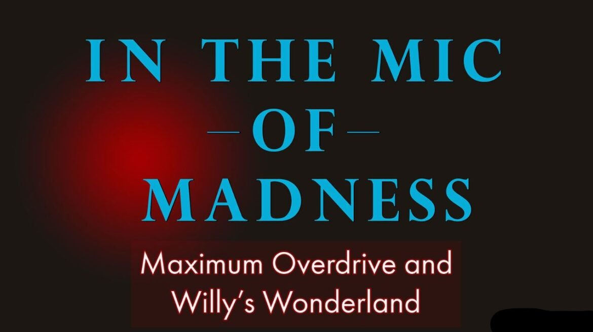 In the Mic of Madness Podcast – Episode 44 – Killer Technology Takeover