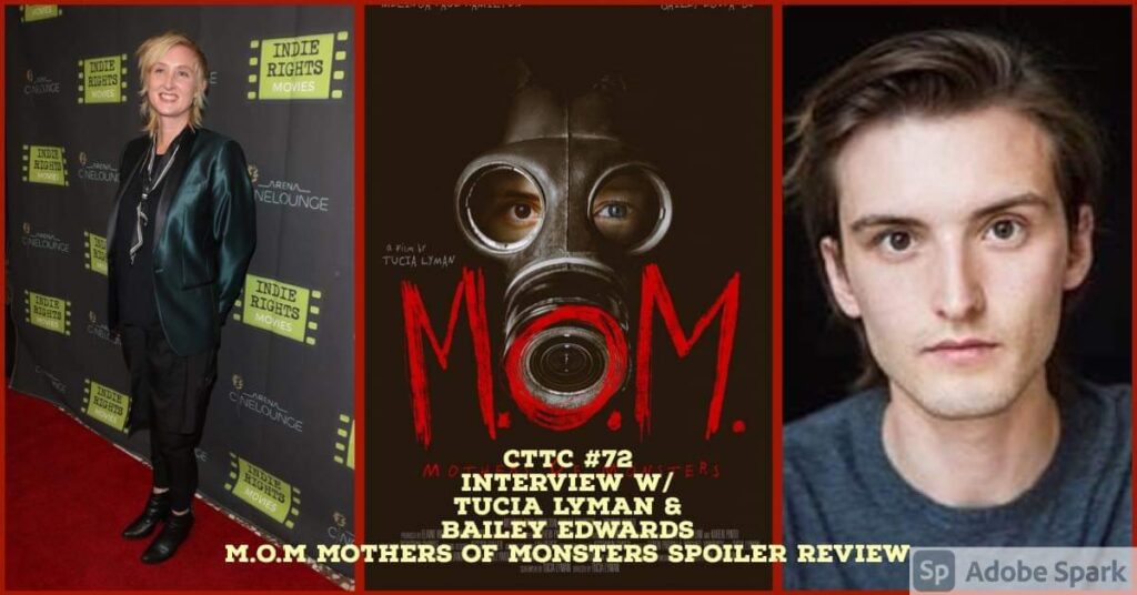 Cut to the Chase – Episode 72 – M.O.M.: Mothers of Monsters Interviews