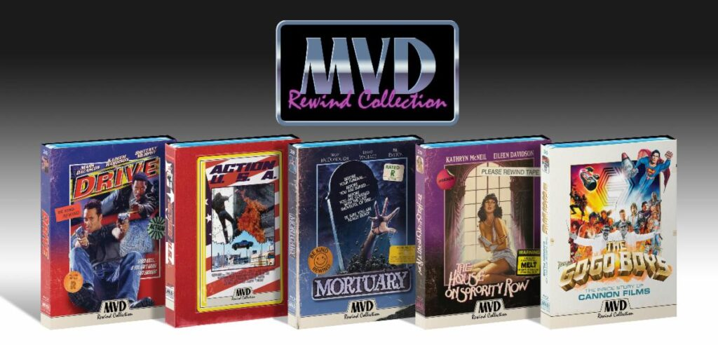MVD Rewind Collection – Spring 2021 Releases