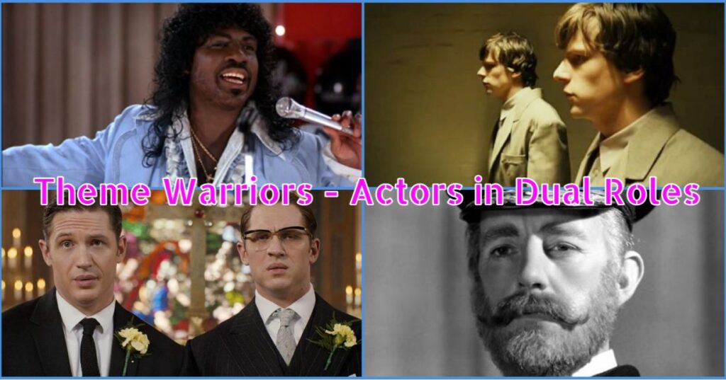 Theme Warriors Podcast – Performers in Dual Roles