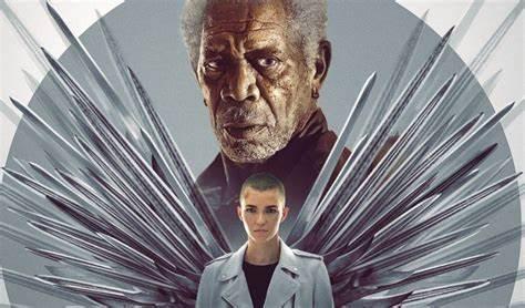 VANQUISH starring Morgan Freeman and Ruby Rose – April 23, 2021