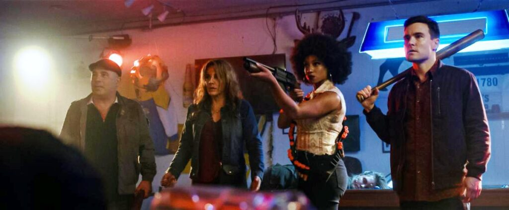 Zombie Comedy WITNESS INFECTION Spreads to VOD March 30, 2021