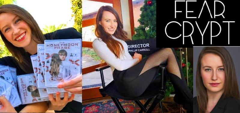 Halloween Boutique Psychotronic Reviews – Volume 018 – Chloe Carroll Interview – HONEYMOON PHASE (2020)