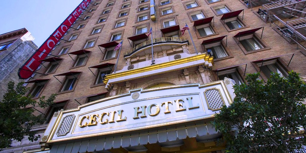The HMP Show – A Welcome Debut & The Cecil Hotel