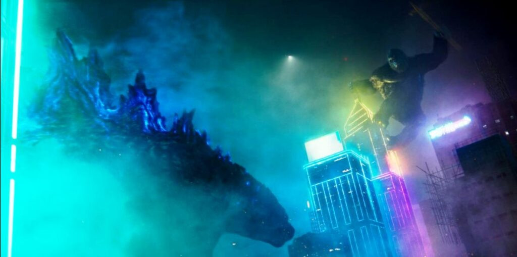 Fishnets and Phantoms Podcast – Episode 013 – GODZILLA VS. KING KONG (and Other Things)
