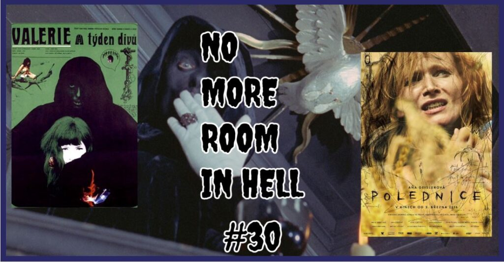 No More Room in Hell – Episode 30 – Czech Horror Duo Review
