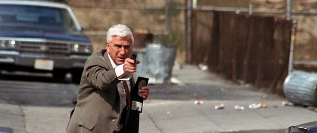 It's Not Horror Podcast – Episode 037 – THE NAKED GUN (1988)