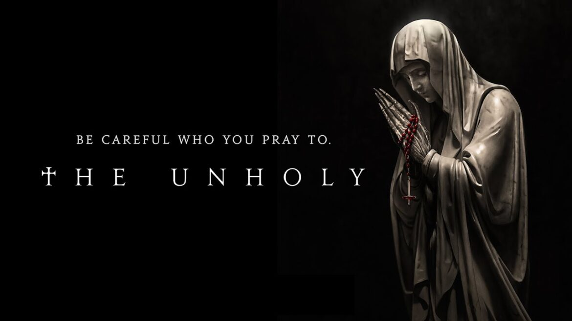 His and Hers Movie Podcast – Episode 061 – THE UNHOLY (2021)