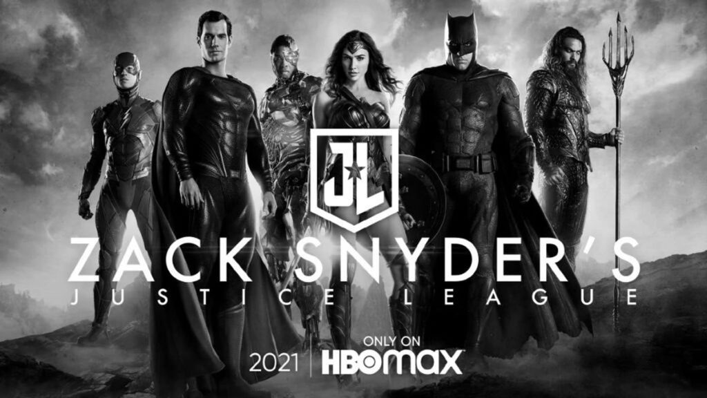The Graveyard Sh*t Podcast – Zack Snyder's Justice League (2021)