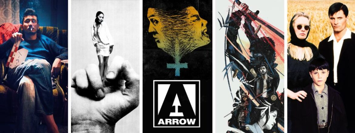 ARROW Announces May SVOD Lineup