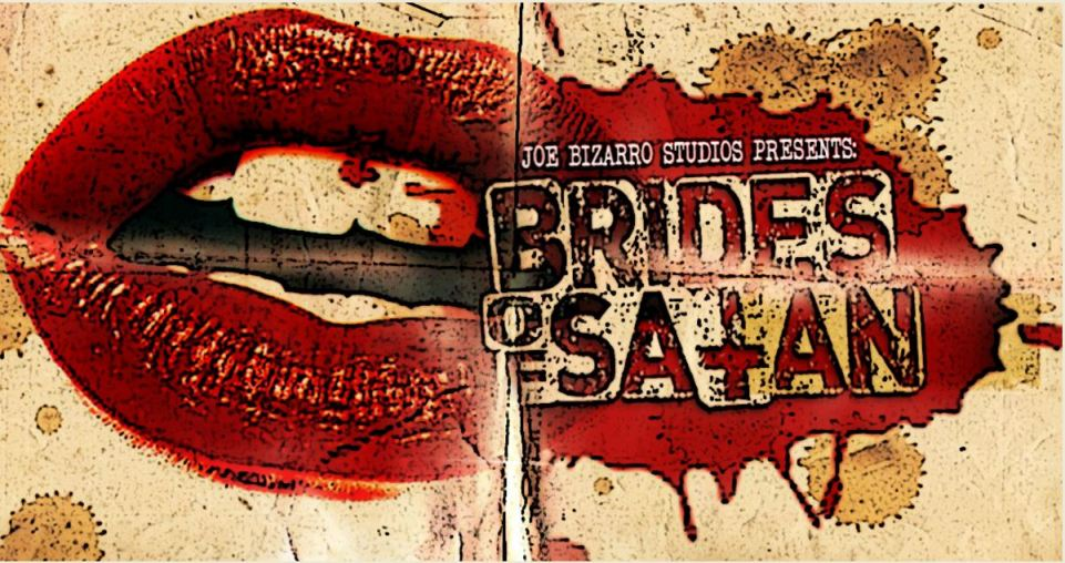 Anthony T's Horror & Wrestling Show – Episode 061 – BRIDES OF SATAN (With Interview)