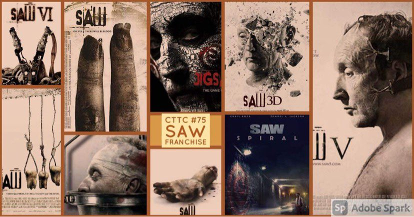 Cut to the Chase – Episode 75 – The SAW Franchise