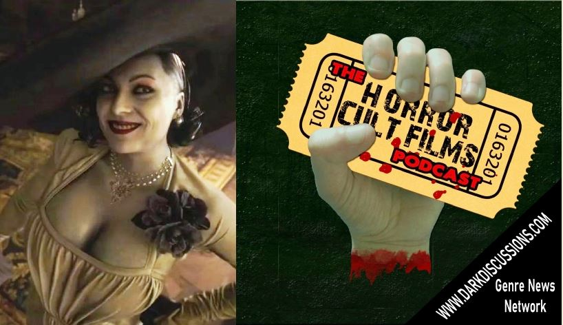 The HorrorCultFilms Podcast – Episode 10: Spiral, Saw and Resident Evil Village