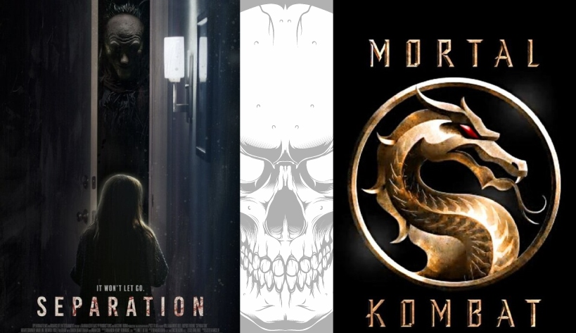 His and Hers Movie Podcast – Episode 063 – Separation and Mortal Kombat Dual Review