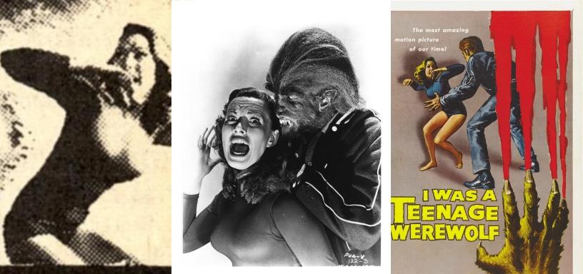 NFW Podcast – Episode 369 – I WAS A TEENAGE WEREWOLF (1957)