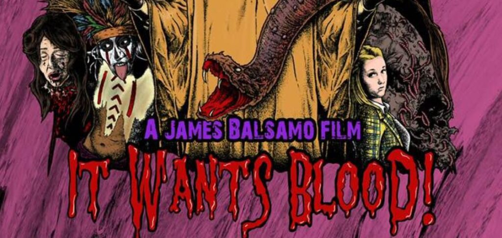 Anthony T's Horror & Wrestling Show – Episode 060 – IT WANTS BLOOD – Interviews
