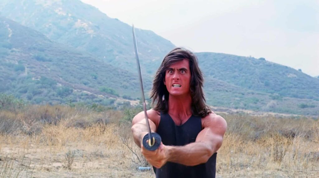 Is It Really That Bad Movie Podcast – Episode 10 – SAMURAI COP (1991)