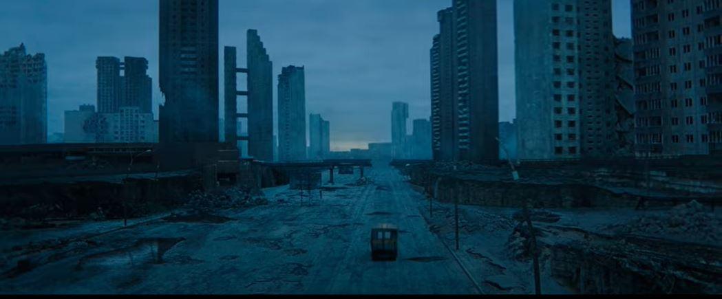 Dystopian fantasy-thriller, UNDERGODS, Arrives May 7th, 2021