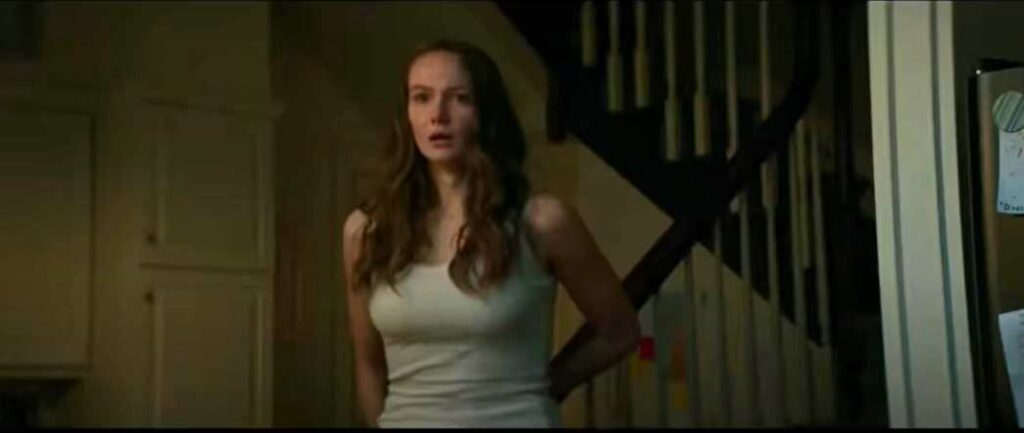 SON (2021):  Andi Matichak & Emile Hirsch Frightfest Arrives Today, May 18, 2021 on Disc