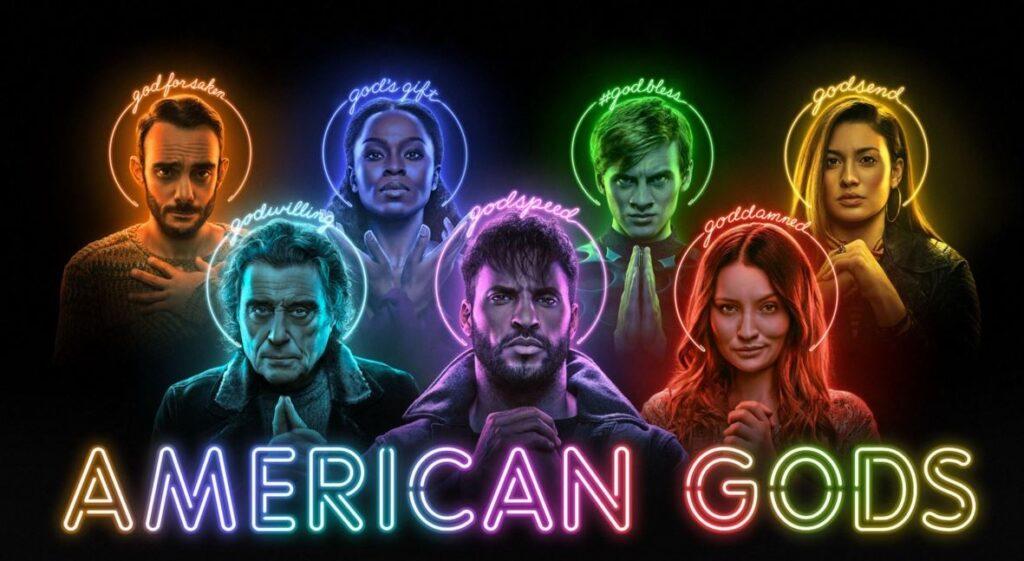 American Gods Season Three arrives on Blu-ray and DVD – July 27, 2021