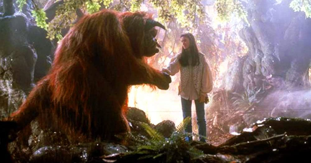 The 35th Anniversary of Jim Henson's LABYRINTH Debuts on 4K Ultra HD 8/17