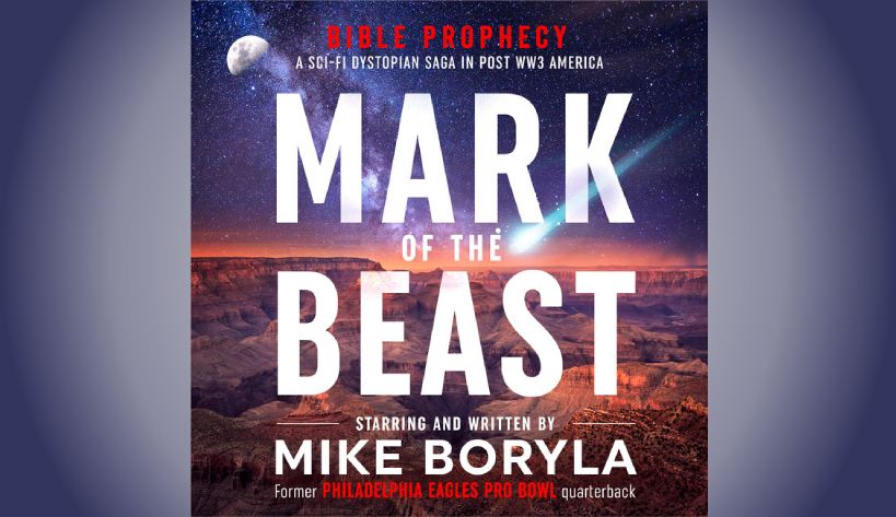 "Sci Fi Dystopian Thriller ""Mark of the Beast"" – Audio Book Arrives"