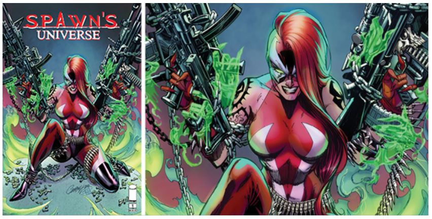 Image Comics Releases First of Spawn Universe