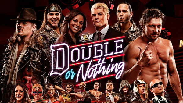 Anthony T's Horror & Wrestling Show – Episode 062 – AEW Double or Nothing 2021 Review