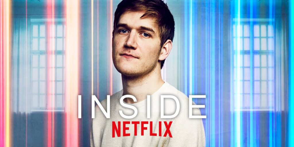 Eric's Movie Corner – Movie review: Bo Burnham's Inside (2021)