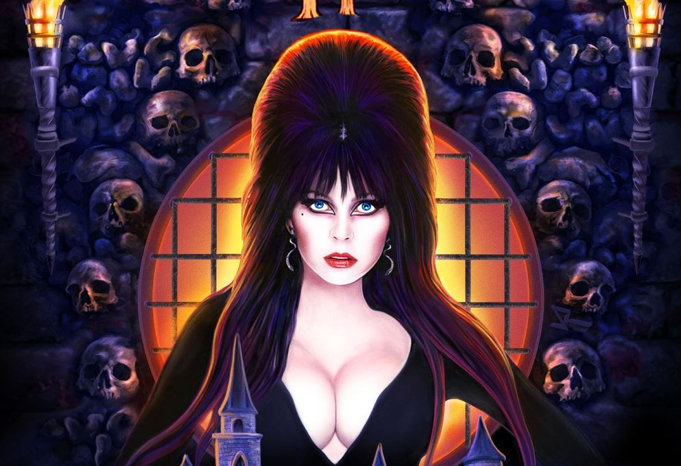 Scream Factory's Collector's Edition of Elvira's Haunted Hills – Coming September 2021