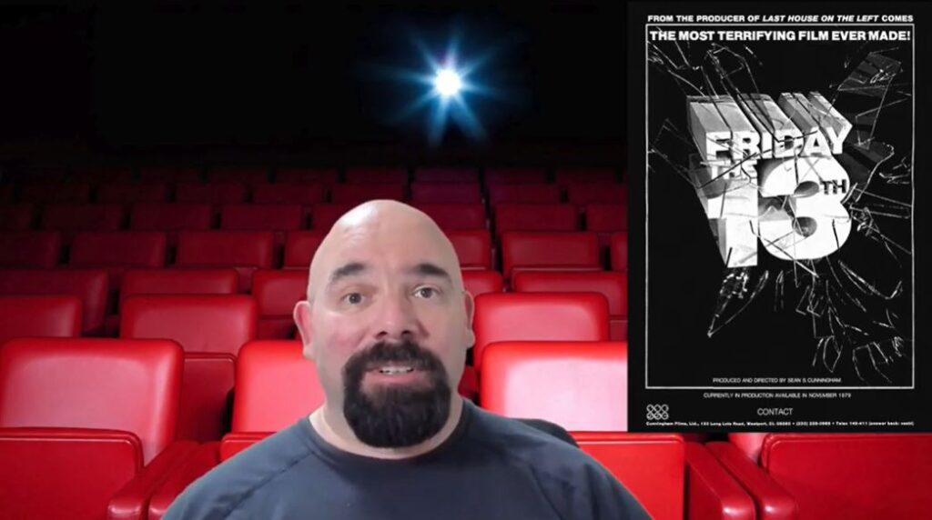 Eric's Movie Corner – Movie Review: Friday the 13th (1980)