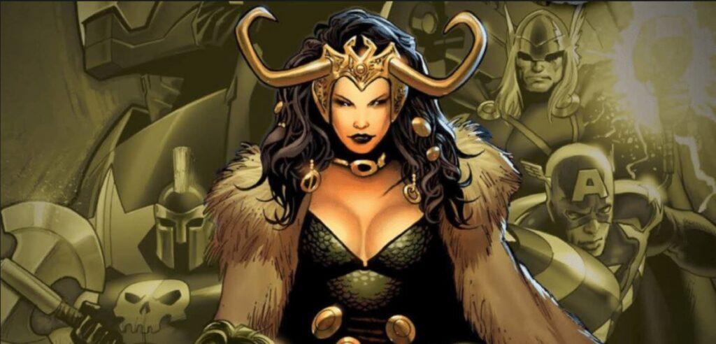 Marvel Comics – Loki: Mistress of Mischief Graphic Novel Released